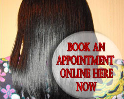 hair extensions appointment